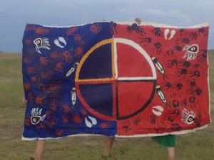 Community Sundance Flag