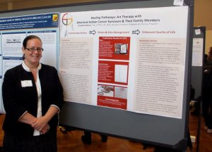 Healing Pathways poster session
